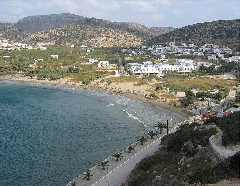 Vé máy bay giá rẻ đi Syros Hy Lạp