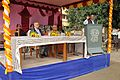 Ganga Singh Rautela Addressing - Inaugural Function - Swami Akhandananda Science Centre - Ramakrishna Mission Ashrama - Sargachi - Murshidabad 2014-11-29 0610.JPG