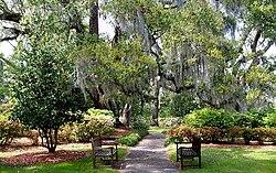 Orton Plantation Gardens
