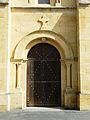 Gardonne église portail.JPG