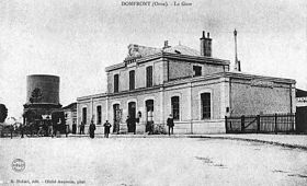 Image illustrative de l'article Gare de Domfront (Orne)