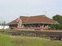 Gare Mont-Joli