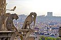 Gargoyles of Notre Dame, Paris 13 September 2010.jpg