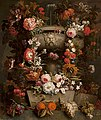Gaspar Peeter Verbruggen (II) - Still Life of Flowers in an Urn.jpg
