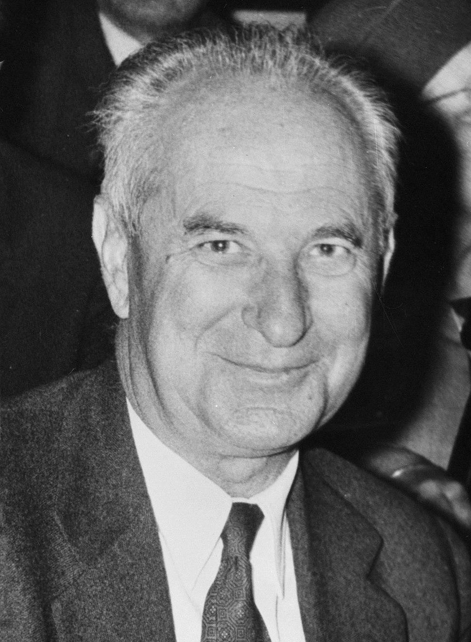 Gaston Defferre 1964