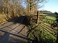 Gate near Windy Cross - geograph.org.uk - 690567.jpg