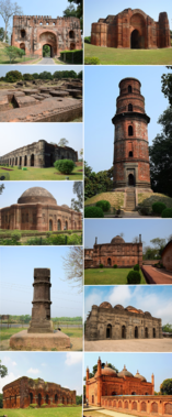 Gauḍa (city) City/town in West Bengal, India