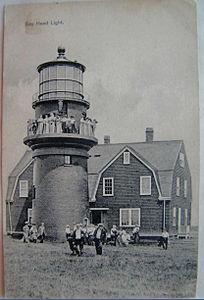 Gay Head Lighthouse circa 1913.jpg