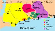 Togo-Lingue-Gbe languages-es