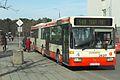 Gdańsk ulica Dworska i autobus 148.JPG