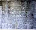 Gedenktafel John-Foster-Dulles-Allee 10 (Tierg) Benjamin Franklin2.jpg
