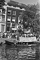 Gekraakte panden aan Amsterdamse Herengracht, overzicht ontruiming, Bestanddeelnr 928-7436.jpg