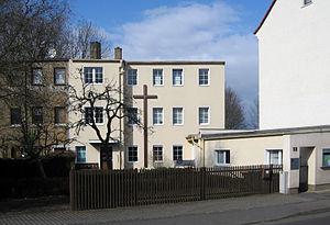 Evangelical Lutheran Free Church (Germany) - Image: Gemeindezentrum St. Trinitatis Leipzig