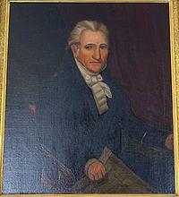 General David Robinson (1754-1843), 1800-1813, oil on canvas - Bennington Museum - Bennington, VT - DSC08573.JPG