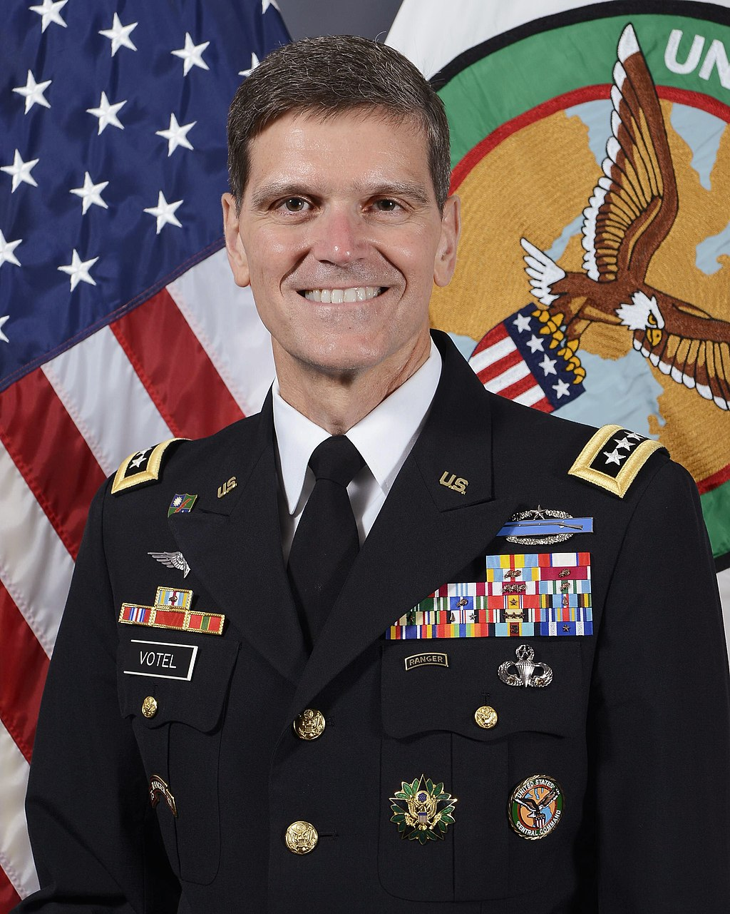 General Joseph L. Votel (USCENTCOM)