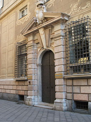 Palazzi dei Rolli - Image: Genova DSCF7471
