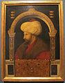 Gentile bellini, ritratto di mehmed II, 1480.JPG