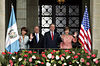 GeorgeW&LauraBush visits Oscar&WendyBerger, Guatemala, 2007March12.jpg