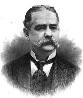 George W. Croft American politician