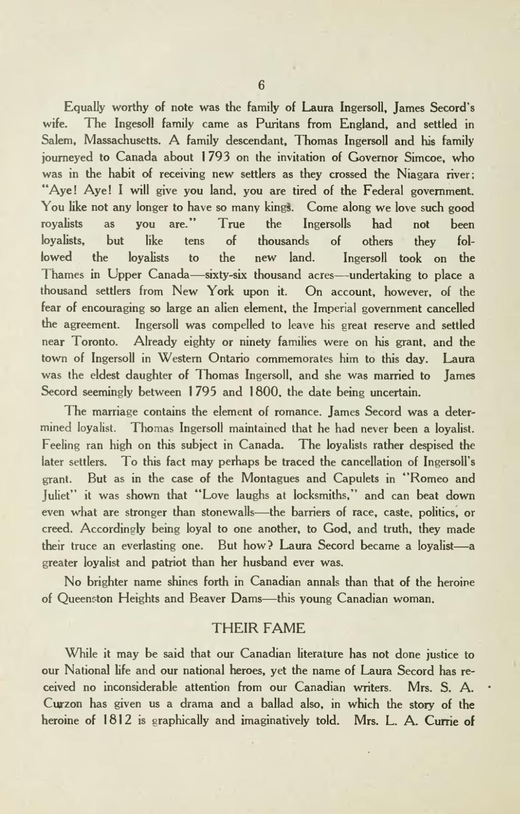 Page:George Bryce (1907) Laura Secord A Study in Canadian Patriotism on