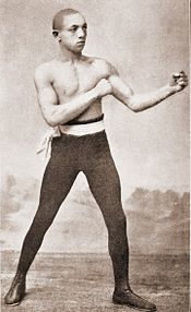 Image illustrative de l'article George Dixon (boxe anglaise)