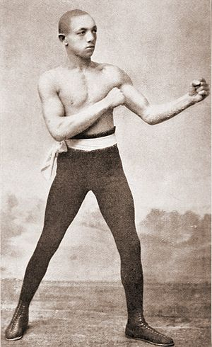 Terry McGovern (boxer) - George Dixon