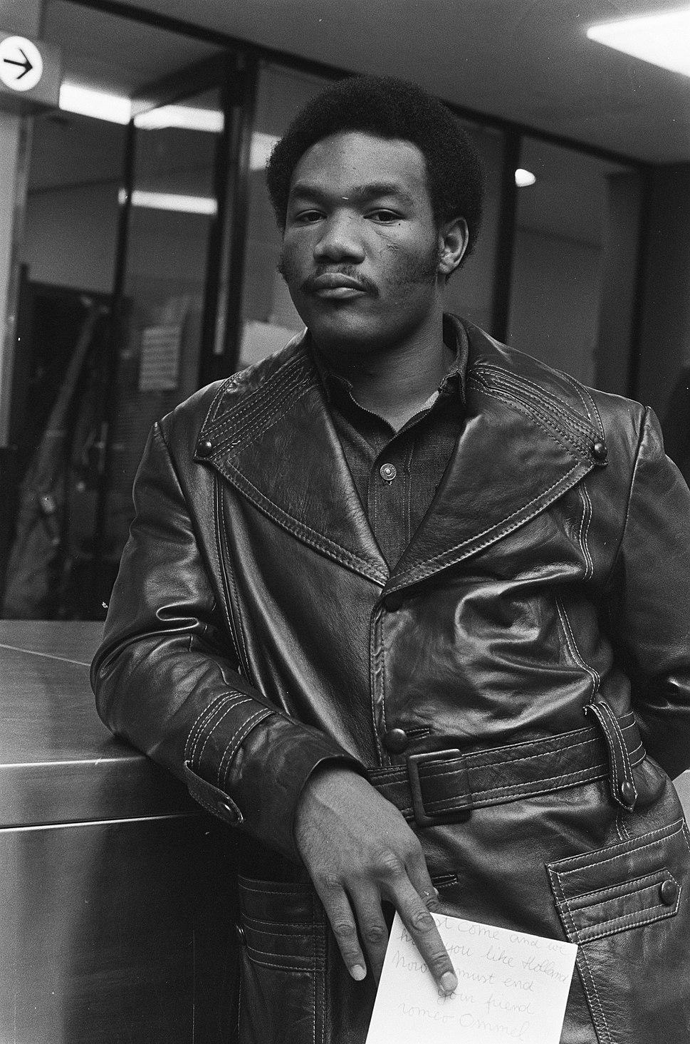 George Foreman 1973