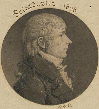 George Poindexter - George Poindexter, 1808