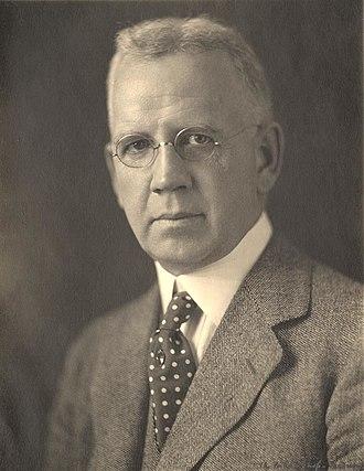 George Sellery - Sellery, as dean