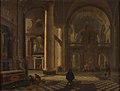 Gerard Houckgeest - Interior of a Catholic Church - KMSsp426 - Statens Museum for Kunst.jpg