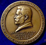 German Medal 1925, Opening of the Stockholm Universal Christian Conference in Sweden, obverse.jpg