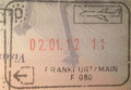 Germany Exit Stamp Hensley.png