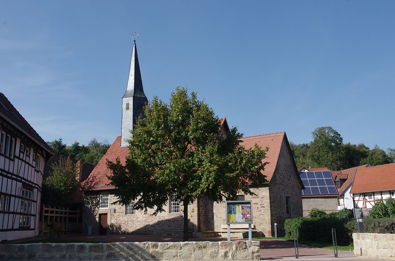 Kirche Im Edersee