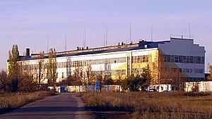 Главный корпус (2007 год)