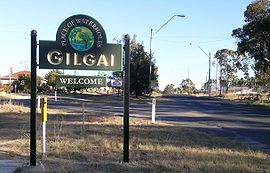 Gilgai