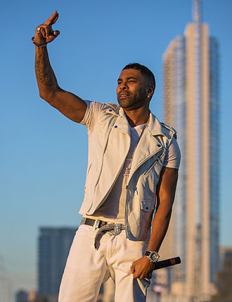 Ginuwine - Ginuwine performing in Austin, Texas in 2014