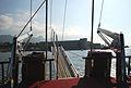 Girne Hafeneinfahrt mit Festung und Pentadaktylosgebirge.jpg