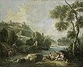 Giuseppe Zais - Landschap met figuren.jpg