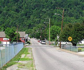 Glasgow, West Virginia Town in West Virginia, United States