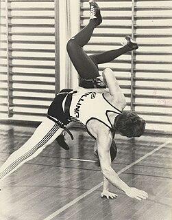 Glima Scandinavian martial art