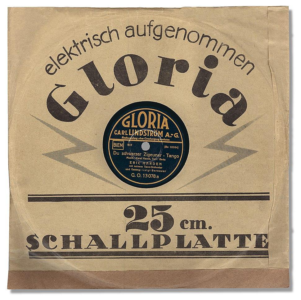 Gloria G.O. 13078b