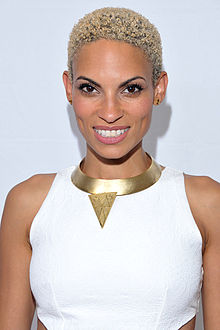 Goapele, Beverly Hills, California on June 25, 2015