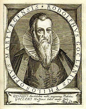 Rudolph Goclenius - Rudolph Goclenius