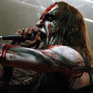 True Norwegian Black Metal (film series) - The film featured metal vocalist Gaahl (seen in 2009)