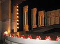 Goethe-Theater Bad Lauchstädt, Blick in die Seiten-Bühne.JPG