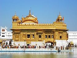 Zlatý chrám, Amritsar, Paňdžáb UNAG.jpg