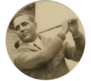 Peter O'Hara - Image: Golf professional Peter O'Hara