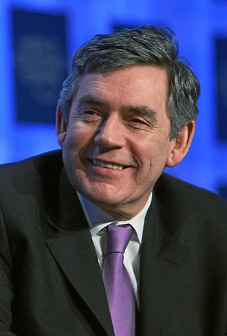 2010 United Kingdom government formation - Labour leader Gordon Brown was seen as a major stumbling block to forming a coalition with the Liberal Democrats.
