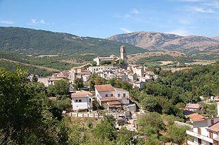 Goriano Sicoli Comune in Abruzzo, Italy