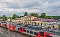 Gorokhovets asv2019-05 img25 railway station.jpg